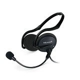 MICROSOFT LifeChat LX-2000 [2AA-00011] - Headset Pc / Voip / Live Chat